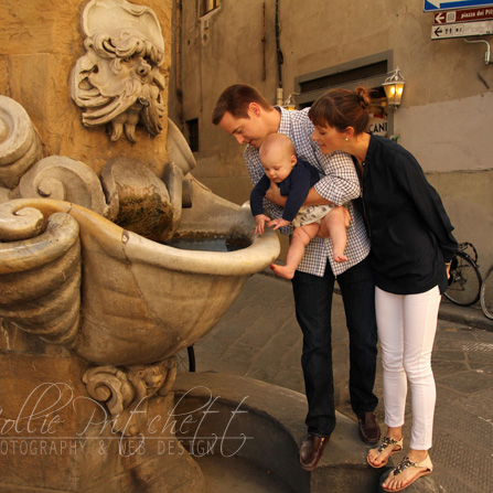 Family Portrait in Florence