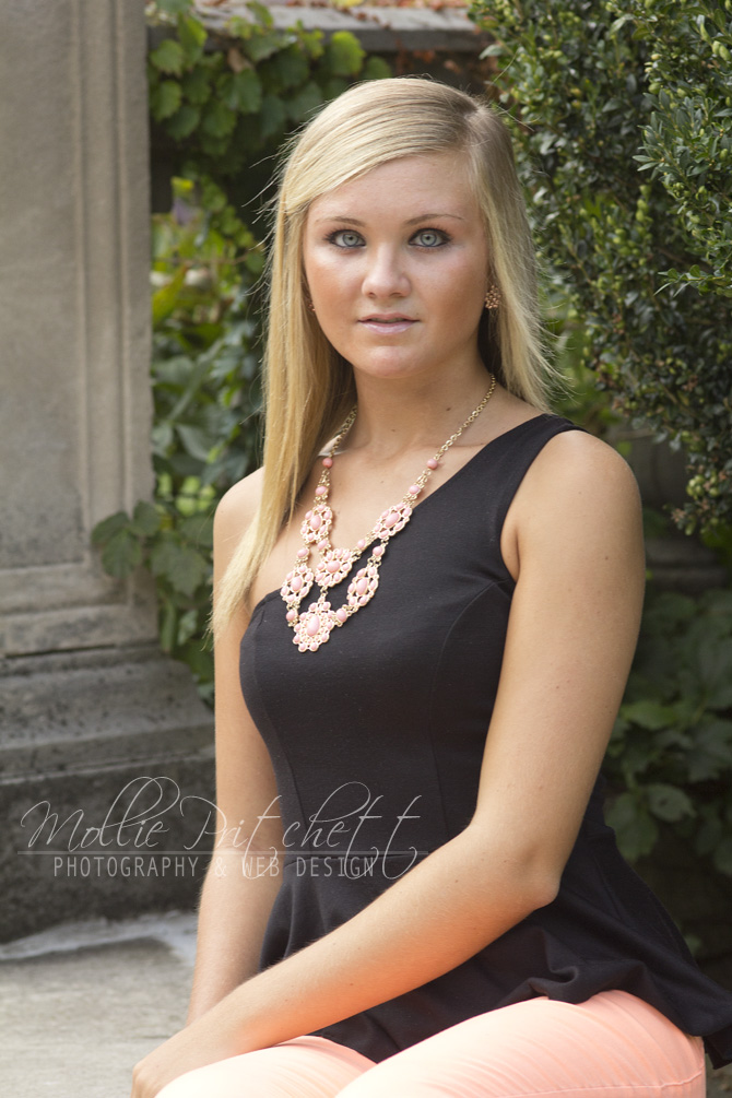 Senior Portrait Pittsburgh