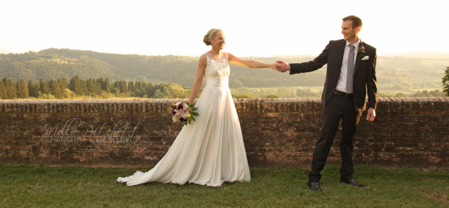 Wedding Photography in Tuscany, Italy