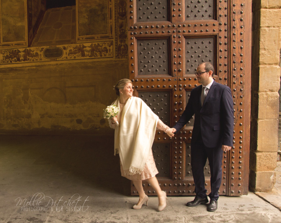 Wedding Photography in Florence, Italy