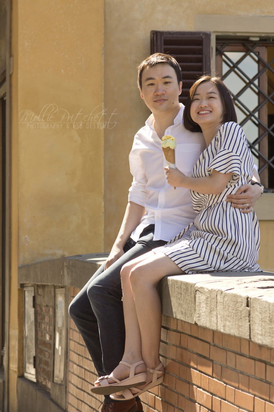Photos of Honeymoon in Florence, Italy