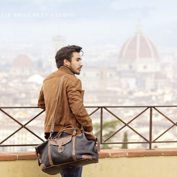 Lifestyle Product Photoshoot in Florence, Italy