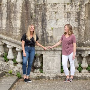 Behnken Family Photo shoot in Florence, Italy