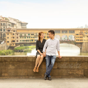 Honeymoon Photoshoot in Florence, Italy – Jeanie & Hu